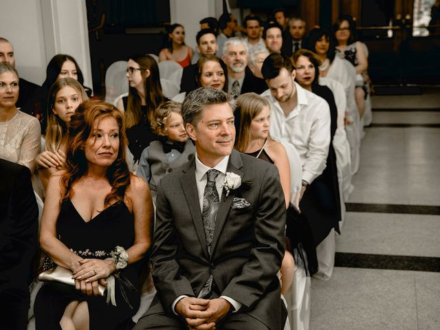 Emma and Andrew's wedding in Vancouver, British Columbia 86