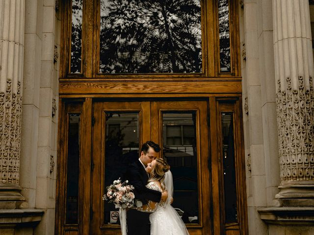 Emma and Andrew's wedding in Vancouver, British Columbia 97