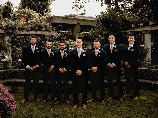 Emma and Andrew's wedding in Vancouver, British Columbia 124