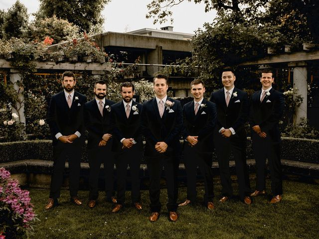 Emma and Andrew's wedding in Vancouver, British Columbia 125
