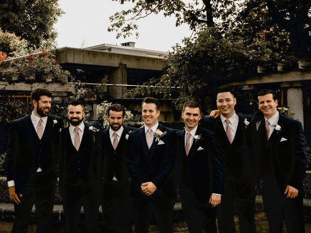 Emma and Andrew's wedding in Vancouver, British Columbia 126