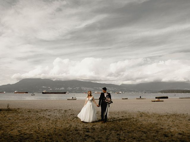 Emma and Andrew's wedding in Vancouver, British Columbia 144