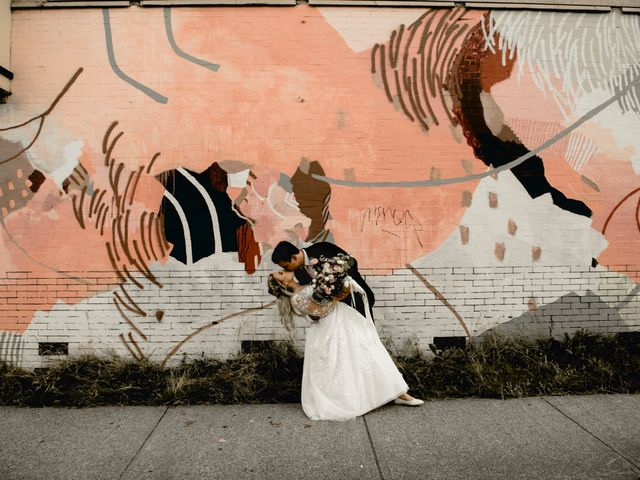 Emma and Andrew's wedding in Vancouver, British Columbia 158
