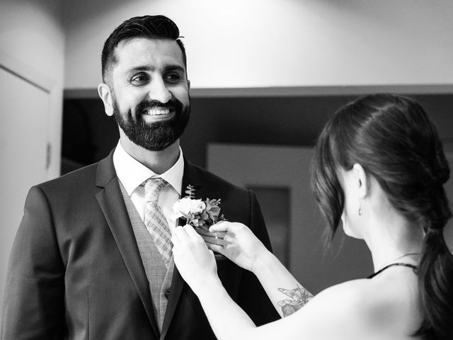 Pupinder and Shelby's wedding in Stittsville, Ontario 3