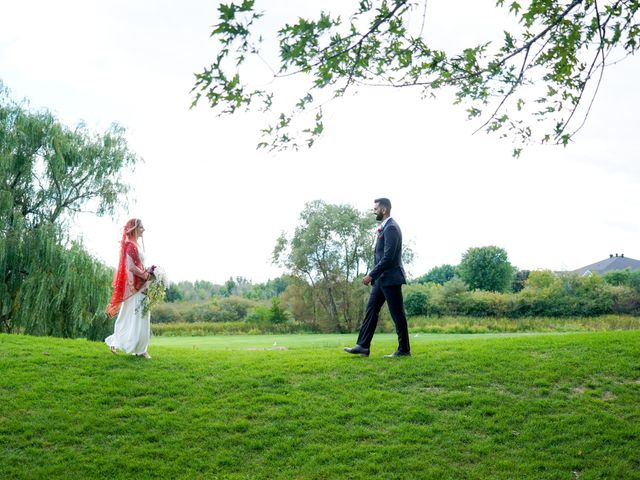 Pupinder and Shelby's wedding in Stittsville, Ontario 8
