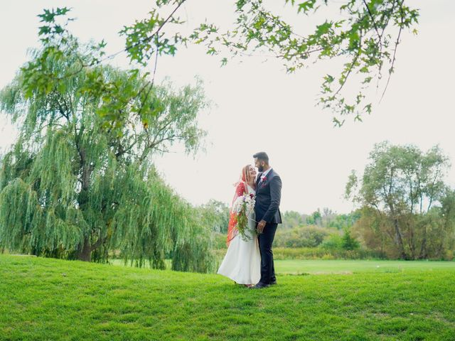 Pupinder and Shelby's wedding in Stittsville, Ontario 9