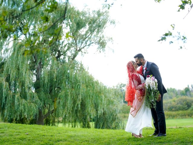 Pupinder and Shelby's wedding in Stittsville, Ontario 10