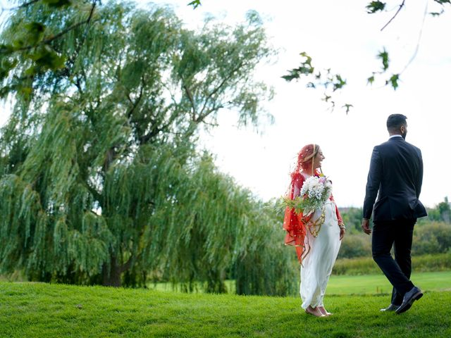 Pupinder and Shelby's wedding in Stittsville, Ontario 1
