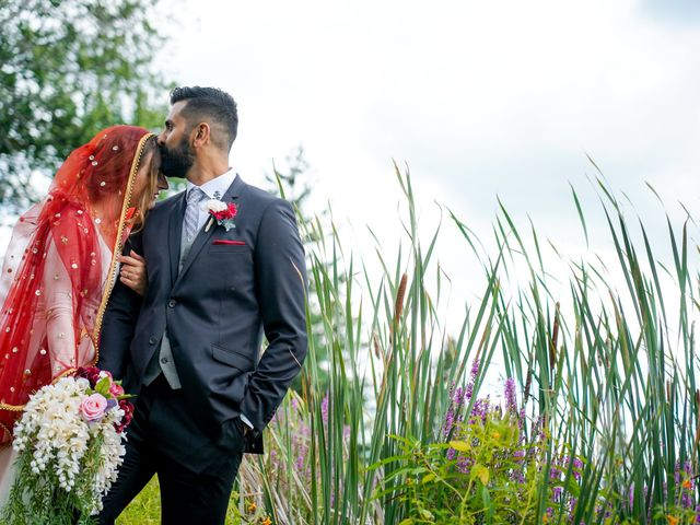 Pupinder and Shelby's wedding in Stittsville, Ontario 16