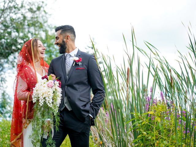 Pupinder and Shelby's wedding in Stittsville, Ontario 17