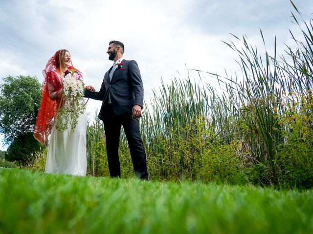 Pupinder and Shelby's wedding in Stittsville, Ontario 19