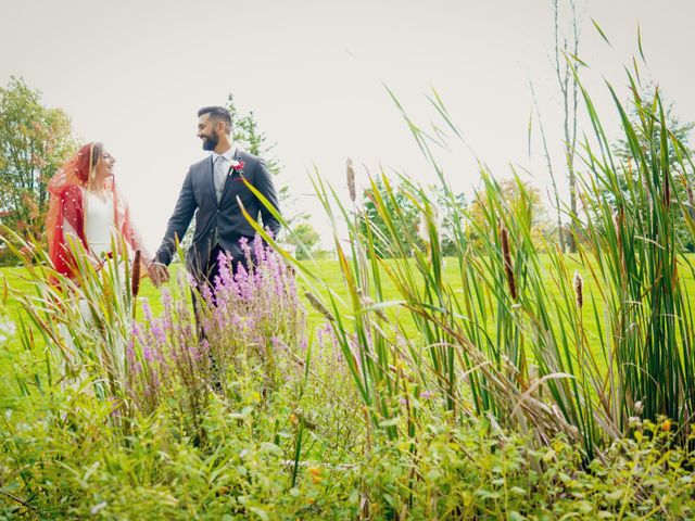 Pupinder and Shelby's wedding in Stittsville, Ontario 21
