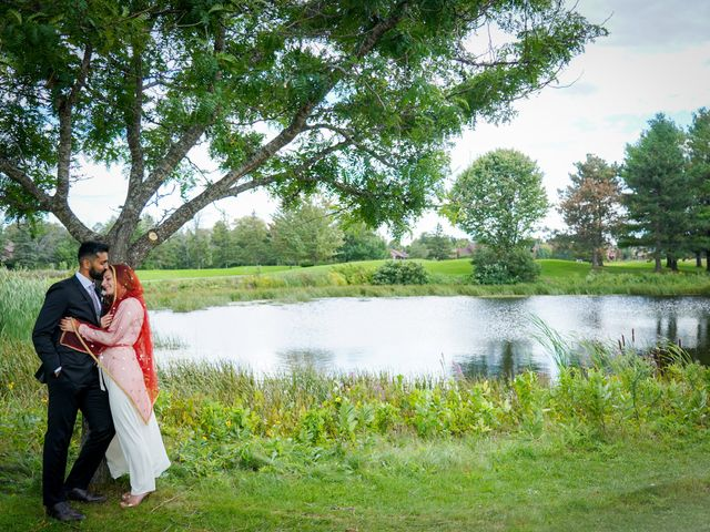 Pupinder and Shelby's wedding in Stittsville, Ontario 22