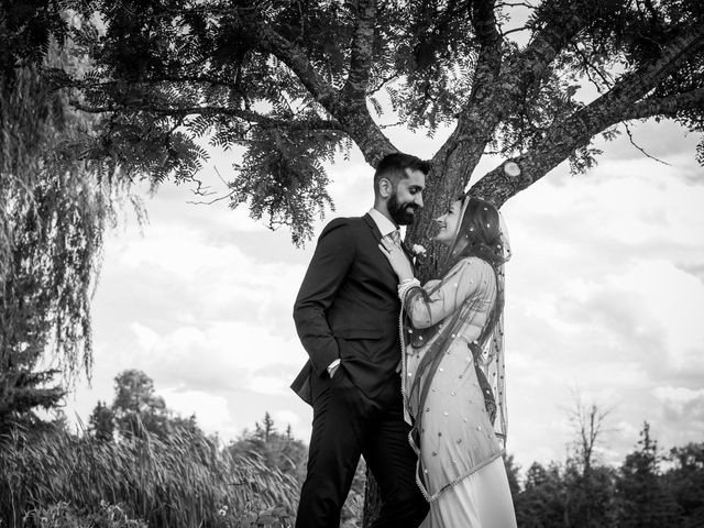 Pupinder and Shelby's wedding in Stittsville, Ontario 23