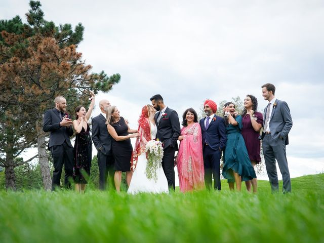 Pupinder and Shelby's wedding in Stittsville, Ontario 27