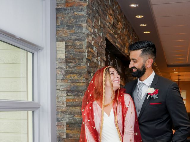 Pupinder and Shelby's wedding in Stittsville, Ontario 44