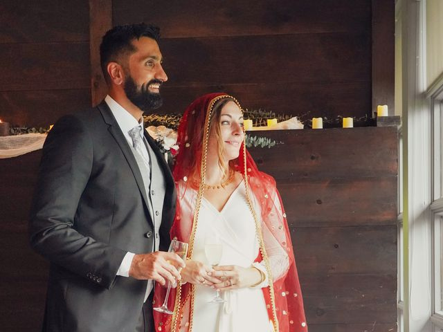 Pupinder and Shelby's wedding in Stittsville, Ontario 45