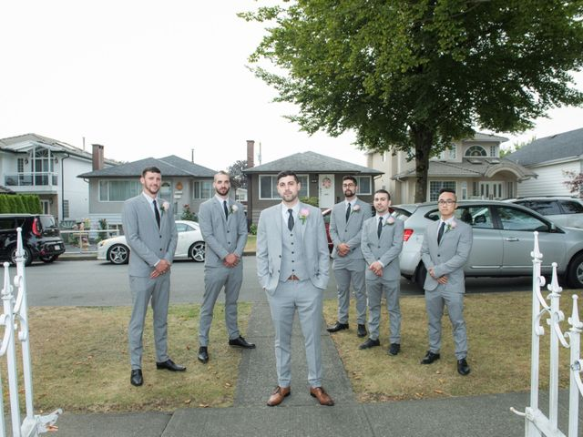 Gregory and Fion's wedding in Coquitlam, British Columbia 11