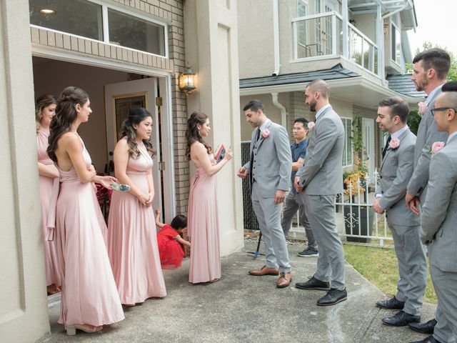Gregory and Fion's wedding in Coquitlam, British Columbia 15
