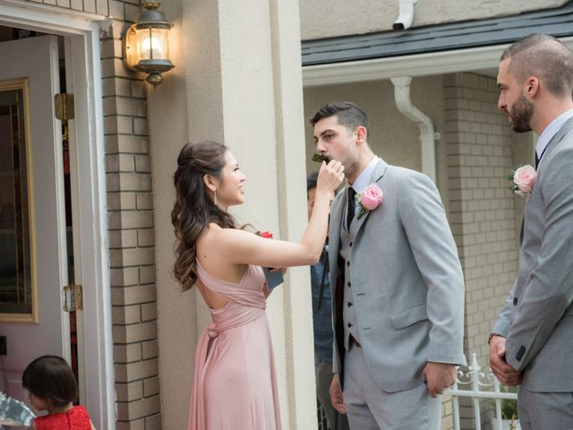 Gregory and Fion's wedding in Coquitlam, British Columbia 16