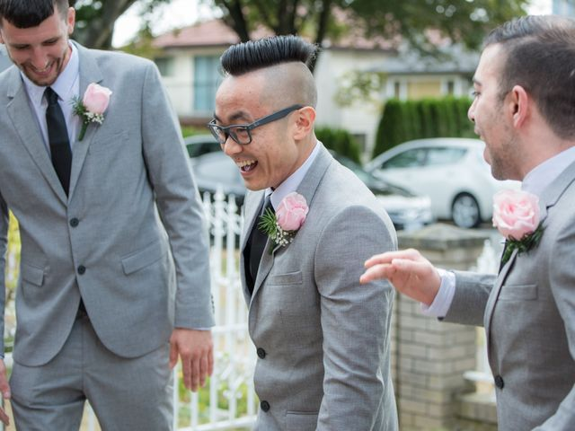 Gregory and Fion's wedding in Coquitlam, British Columbia 17