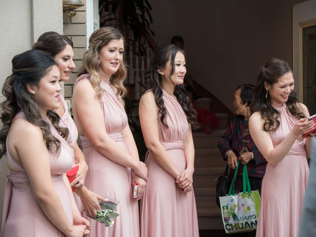 Gregory and Fion's wedding in Coquitlam, British Columbia 18