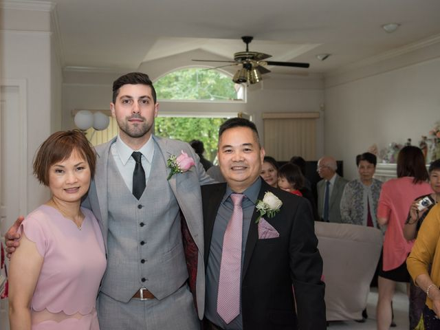 Gregory and Fion's wedding in Coquitlam, British Columbia 20