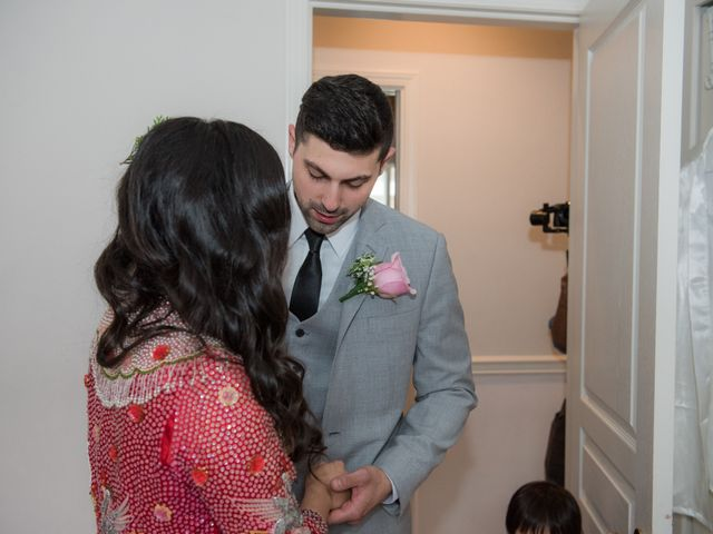 Gregory and Fion's wedding in Coquitlam, British Columbia 22