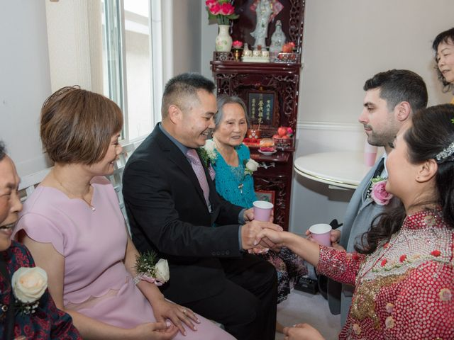 Gregory and Fion's wedding in Coquitlam, British Columbia 23