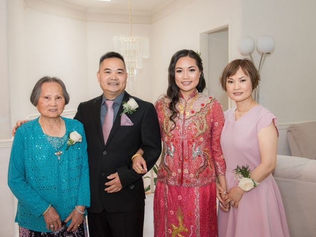 Gregory and Fion's wedding in Coquitlam, British Columbia 24