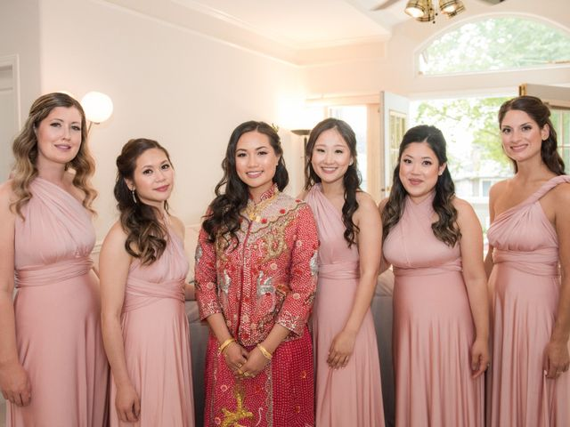 Gregory and Fion's wedding in Coquitlam, British Columbia 26