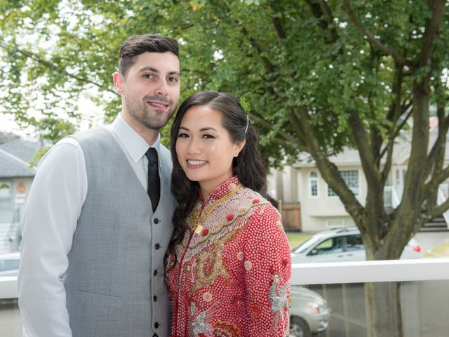 Gregory and Fion's wedding in Coquitlam, British Columbia 29