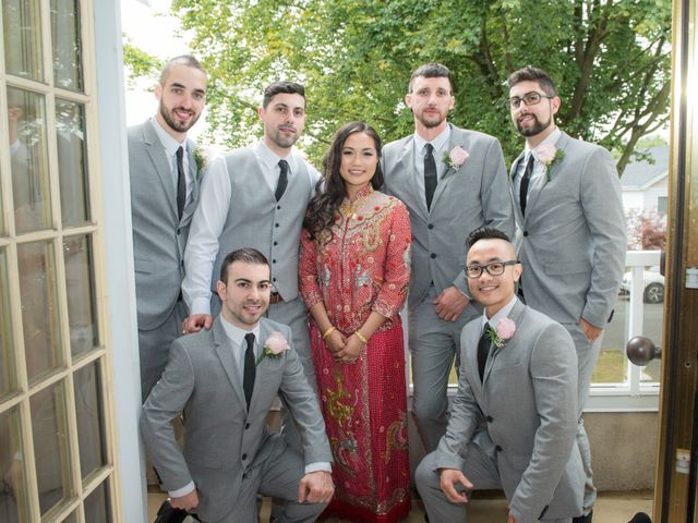 Gregory and Fion's wedding in Coquitlam, British Columbia 30