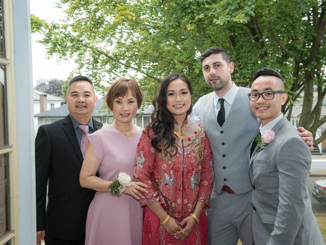 Gregory and Fion's wedding in Coquitlam, British Columbia 31