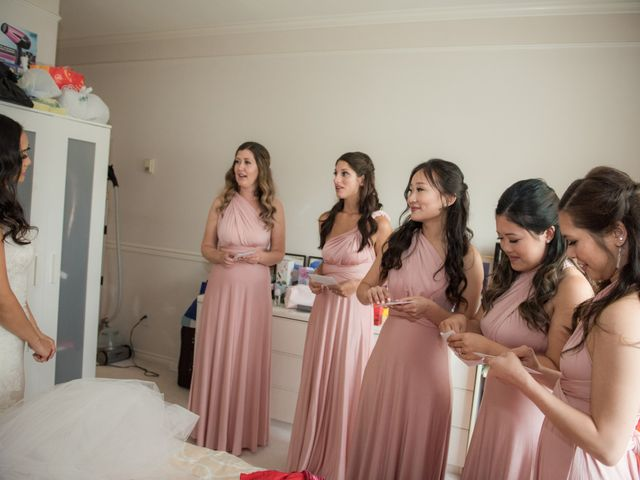 Gregory and Fion's wedding in Coquitlam, British Columbia 38
