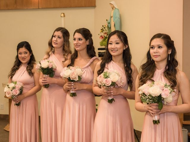 Gregory and Fion's wedding in Coquitlam, British Columbia 46