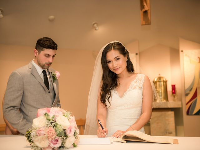Gregory and Fion's wedding in Coquitlam, British Columbia 57