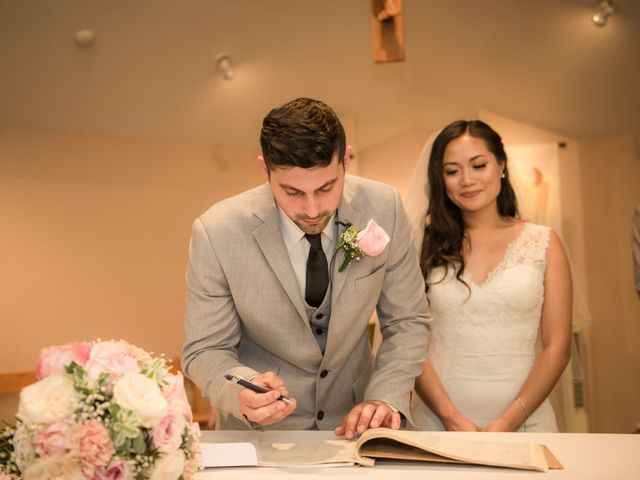 Gregory and Fion's wedding in Coquitlam, British Columbia 58