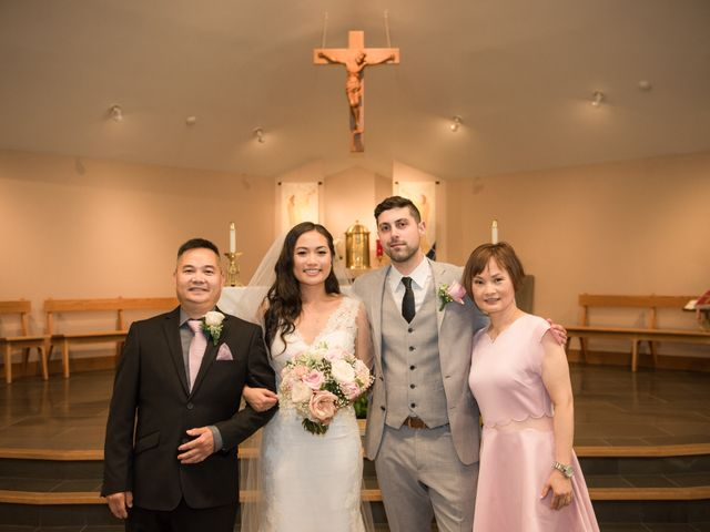 Gregory and Fion's wedding in Coquitlam, British Columbia 64