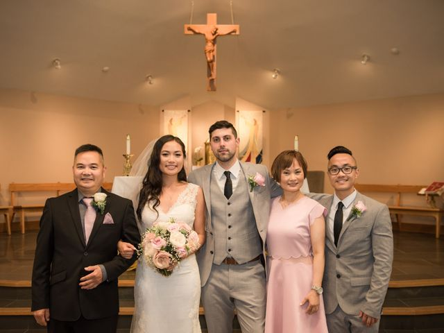Gregory and Fion's wedding in Coquitlam, British Columbia 65