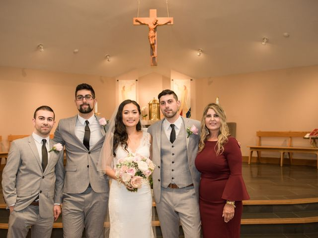 Gregory and Fion's wedding in Coquitlam, British Columbia 68