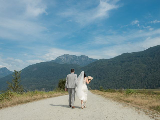 Gregory and Fion's wedding in Coquitlam, British Columbia 73