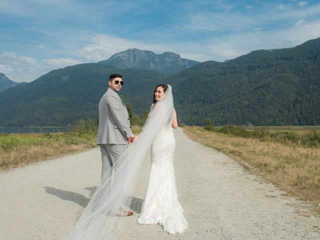 Gregory and Fion's wedding in Coquitlam, British Columbia 74
