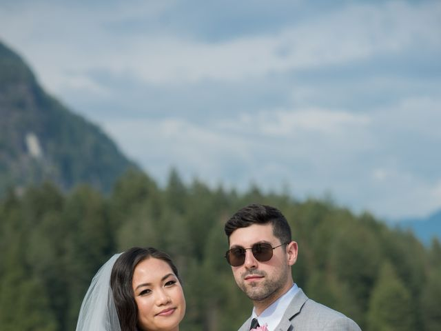 Gregory and Fion's wedding in Coquitlam, British Columbia 77