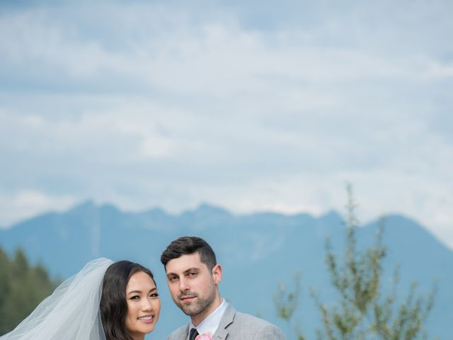 Gregory and Fion's wedding in Coquitlam, British Columbia 80