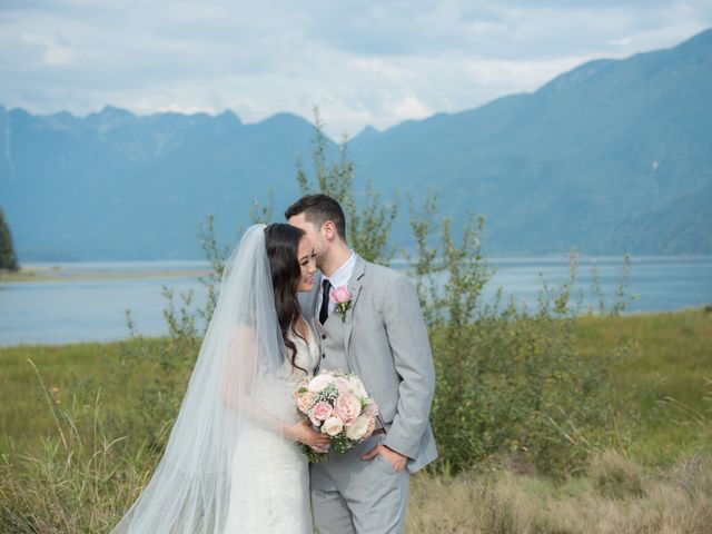 Gregory and Fion's wedding in Coquitlam, British Columbia 82