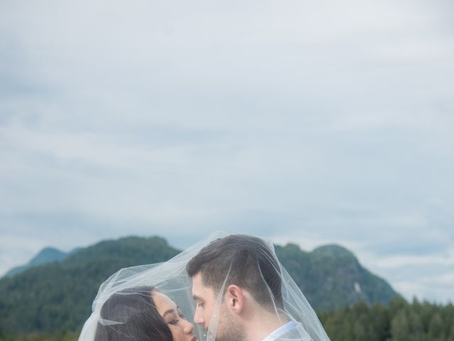 Gregory and Fion's wedding in Coquitlam, British Columbia 85