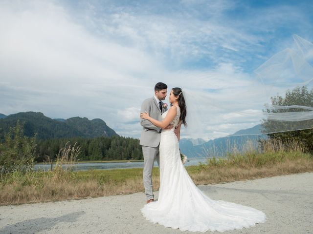 Gregory and Fion's wedding in Coquitlam, British Columbia 86