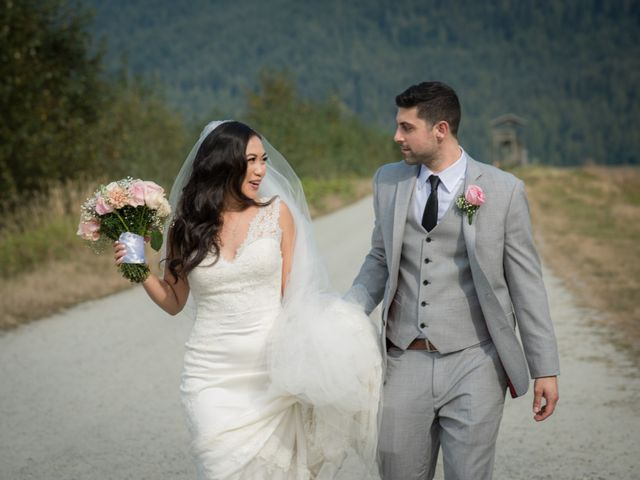 Gregory and Fion's wedding in Coquitlam, British Columbia 95
