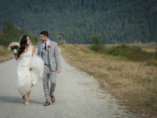 Gregory and Fion's wedding in Coquitlam, British Columbia 97
